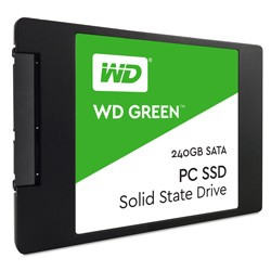 "Western Digital - Green 2.5"" 240 GB Serial ATA III SLC"