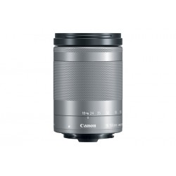 Canon - EF-M 18-150mm f/3.5-6.3 IS STM MILC Plata