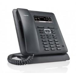 Gigaset - Maxwell Basic Terminal con conexión por cable 2líneas LCD Negro teléfono IP