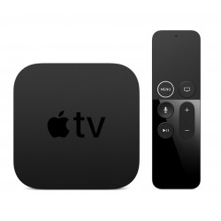 Apple - TV 4K 4K Ultra HD 64GB Wifi Ethernet Negro