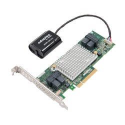 Adaptec - 81605Z PCI Express x8 3.0 12Gbit/s controlado RAID