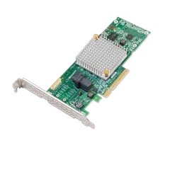 Adaptec - 8405E PCI Express x8 3.0 12Gbit/s controlado RAID