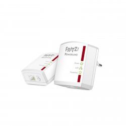 AVM - FRITZ!Powerline 510E Set International 500Mbit/s Ethernet Blanco 2pieza(s)