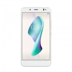 "bq - Aquaris V Plus 14 cm (5.5"") 3 GB 32 GB SIM doble 4G Oro, Blanco 3400 mAh"