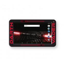 """eSTAR - 7"""" Star Wars 8GB Negro, Rojo tablet"""