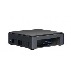 Intel - NUC BLKNUC7I5DNK2E PC/estación de trabajo barebone i5-7300U 2,6 GHz Negro BGA 1356