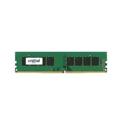 Crucial - 8GB DDR4 2400MHz ECC módulo de memoria