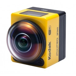 "Kodak - PixPro SP360 Explorer Pack 17.52MP Full HD 1/2.33"" CMOS Wifi 103g cámara para deporte de acción"