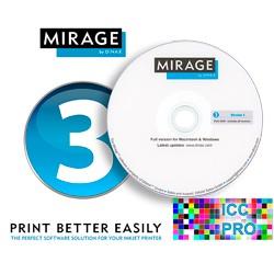 Canon - Mirage Software 8 & 12 Col Edition