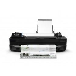 HP - Designjet T120 Color 1200 x 1200DPI Inyección de tinta térmica 610 x 1897 mm Wifi impresora de gran formato