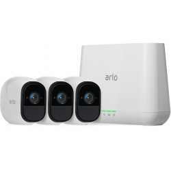 Netgear - VMS4330P Inalámbrico y alámbrico kit de videovigilancia