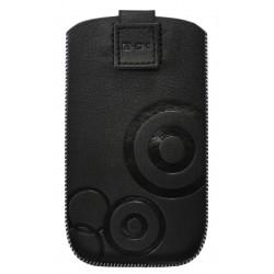 Blautel - KUPWNS funda para teléfono móvil Estuche de extracción Negro