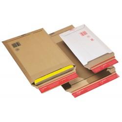 Colompac - CP 010.01 (150 x 250 x 1-50) Cartón, Papel Marrón sobre