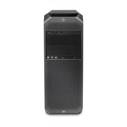 HP - Z6 G4 Intel® Xeon® 3104 16 GB DDR4-SDRAM 256 GB SSD Torre Negro Puesto de trabajo Windows 10 Pro for Workstations