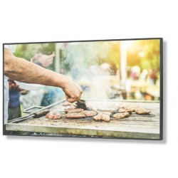 "NEC - C551 139,7 cm (55"") LED Full HD Digital signage flat panel Negro"