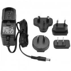 StarTech.com - SVA5N3NEUA adaptador e inversor de corriente Interior Negro