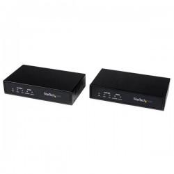 StarTech.com - Juego Kit Extensor de Gigabit LAN Ethernet a través de Coaxial No Administrado - 2,4Km