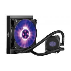 Cooler Master - ML120L RGB Procesador refrigeración agua y freón