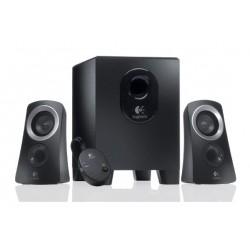 Logitech - Z313 25W Negro 2.1canales conjunto de altavoces