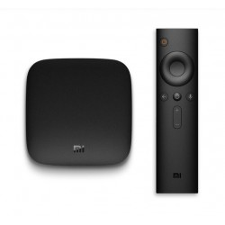 Xiaomi - Mi Box 4K Ultra HD 8GB Wifi Negro caja de Smart TV