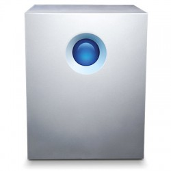 LaCie - 5big Thunderbolt 2 unidad de disco multiple 10 TB Escritorio Blanco