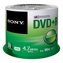 Sony - 50DPR47SP DVD en blanco