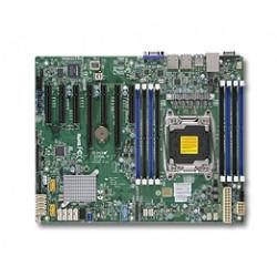 Supermicro - X10SRL-F Intel C612 LGA 2011 (Socket R) ATX placa base para servidor y estación de trabajo