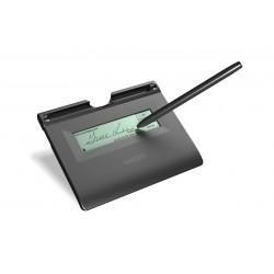 Wacom - STU-300B-SP-SET 2540líneas por pulgada 99 x 25mm USB Negro tableta digitalizadora
