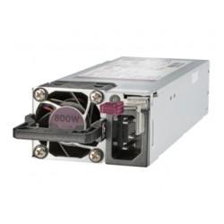 Hewlett Packard Enterprise - Flex Slot Platinum Hot Plug Low Halogen unidad de fuente de alimentación 800 W Gris