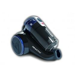 Hoover - RC50PAR 011 Aspiradora cilíndrica 2L 550W A+ Negro, Azul