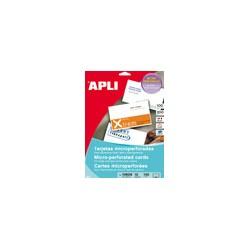 APLI - 10608 100pieza(s) tarjeta de visita
