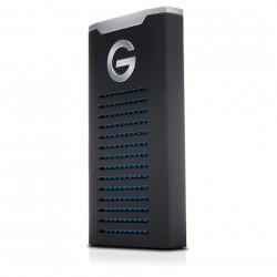 G-Technology - G-DRIVE mobile 2000 GB Negro, Plata