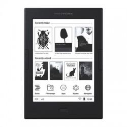 Energy Sistem - Ereader Max Pantalla táctil 8GB Wifi Negro lectore de e-book