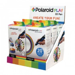 Polaroid - 3D-PL-DP-2001-00 Multicolor lápiz 3D
