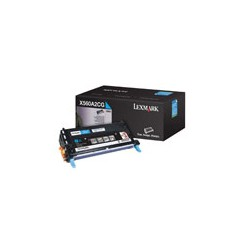 Lexmark - X560 Toner Cartridge Cyan