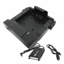"""Gamber-Johnson - 7170-0530 10"""" Negro soporte de seguridad para tabletas"""