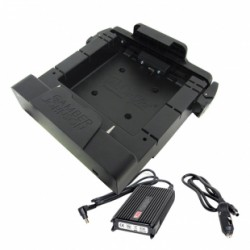 """Gamber-Johnson - 7170-0530 soporte de seguridad para tabletas 25,4 cm (10"""") Negro"""