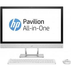 "HP - Pavilion 24-r057ns 2.4GHz i5-7400T 23.8"" 1920 x 1080Pixeles Blanco PC todo en uno"