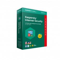 Kaspersky Lab - Internet Security 2018 10usuario(s) 1año(s) Full license Español