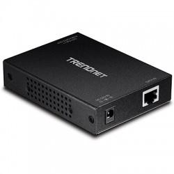 Trendnet - TPE-117GI adaptador e inyector de PoE Gigabit Ethernet