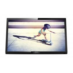 Philips - 4000 series Televisor LED Full HD ultraplano 24PFS4022/12