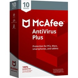 McAfee - AntiVirus Plus 2018 Base license