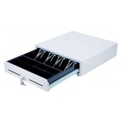 Seypos - HS-410 Metal Negro bandeja para cajón portamonedas