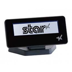 Star Micronics - SCD222U 20dígitos USB 2.0 Negro