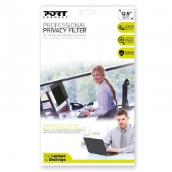 "Port Designs - 900205 12.5"" Monitor Frameless display privacy filter filtro para monitor"