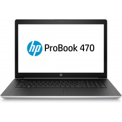 "HP - ProBook 470 G5 Plata Portátil 43,9 cm (17.3"") 1920 x 1080 Pixeles 1,80 GHz 8ª generación de procesadores Intel"