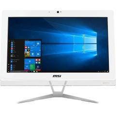 """MSI - Pro 20EX 7M-004EU 3.9GHz i3-7100 7ª generación de procesadores Intel® Core™ i3 19.5"""" 1600 x 900Pixeles Blanco"""