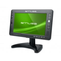 """Muse - M-235 TV 9"""" LCD Negro televisor portátil"""