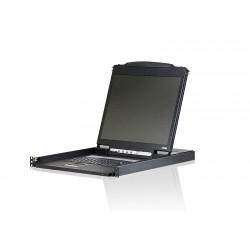 Aten - LCD Console Negro consola de rack