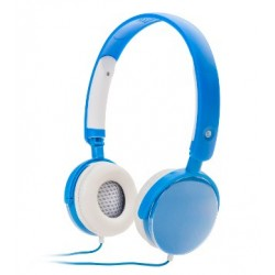 Meliconi - HP Fun Azul Circumaural Diadema auricular